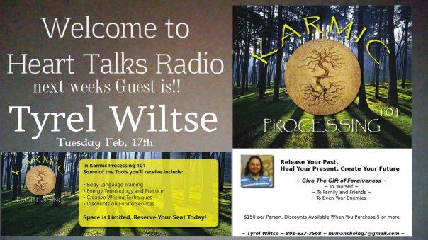 announce Tyrel Wiltse