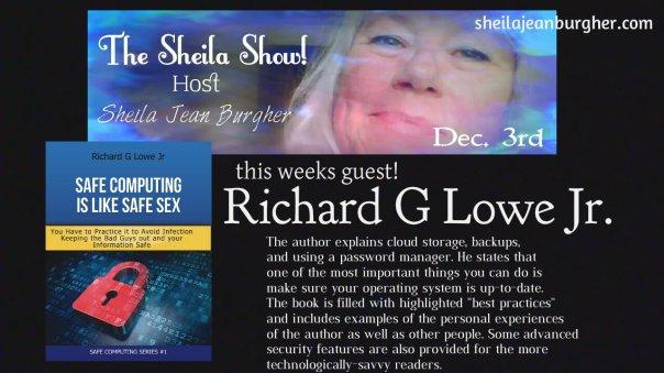 WIN_20150316_214217 this weeks guest richard lowe